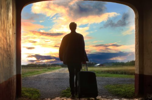 Article : Quatre voyages et un enterrement (1/2)